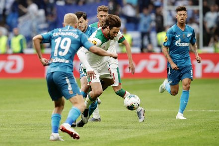 Zenit x Lokomotiv - Super Cup 2019 - Final
