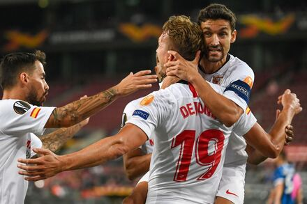 Sevilla x Internazionale - Europa League 2019/2020 - Final